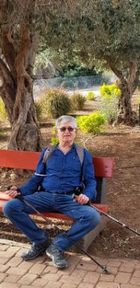 דוד פרידמן, גמלאי בן 74